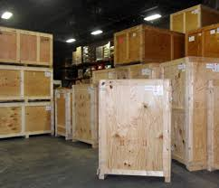 Crates In Our Warehouse