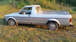 1982 Volkswagen Rabbit 1.6 Manual Pickup Truck For Sale Newburgh, IN