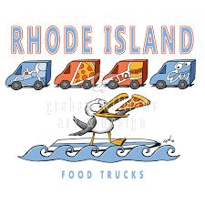 100 Food Trucks Ri Graham Williams Art