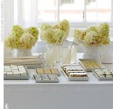 Dessert Table Theme 2 An Elegant All White