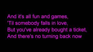 Carousel Melanie Martinez lyrics 1253