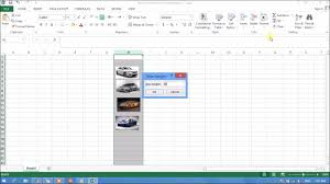 How To Insert Multiple Images At Once In Microsoft Excel Cells