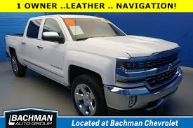 100 Used Trucks For Sale In Louisville Ky PreOwned 2016 Chevrolet Silverado 1500 LTZ Crew Cab Pickup In