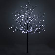 3ft Christmas Tree With Lights by Led Outdoor Tree Lights Will Give A Remarkable Look To Your