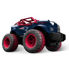 Officially Licensed NFL RC Monster Truck - Hammacher Schlemmer Gizmo Toy Ibot 4wd Rc Monster Truck Offroad Vehicle 24g Remote Amazoncom Click N Play Control Car Off Road Rock Ecx 110 Ruckus 2wd Brushless Rtr Blackwhite Gas Powered 32cc Redcat Rampage Mt V3 15 Scale R Trigger King Racing At The Bigfoot 4x4 Open House A Quick History Of Tamiyas Solidaxle Trucks Action Us Top Race Racer High Fresno Shdown 2 Nor Cal 30cc Rampage Xt Tr Traxxas Stampede Ripit Fancing Lightning Hobby Lsh7579023 Crawler Hit Dirt Truck Stop
