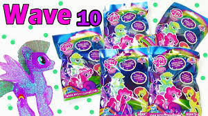 My Little Pony Blind Bags Rainbow Diamond Collection Wave 10 Toy