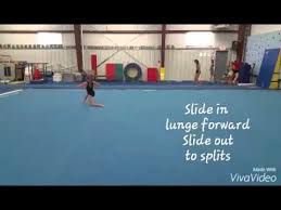 Usag Level 3 Floor Routine Tutorial by Level 3 Floor Routine Youtube