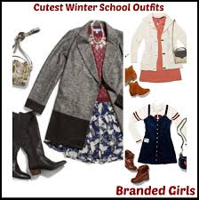 Winter School Outfit Ideas 20 Cute Dressing For Girls