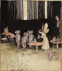 Women Illustrators From The Golden Age Of Fairy Tales