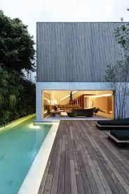 100 Woods Sao Paulo DS House Gets A Renovation Into Contemporary Villa In So