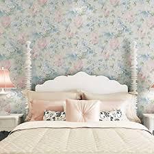 3d wallpaper tinte große blumen american frisch pastoralen