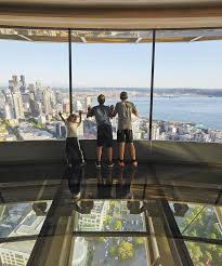 100 Olsen Kundig Olson Kundig Redesigns Seattles Space Needle With All Glass