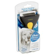 Do All Big Dogs Shed by Oster Shedmonster De Shedding Tool For Long Coats Walmart Com