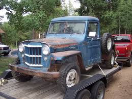 Pivnic 1957 Willys Pickup Specs, Photos, Modification Info At CarDomain