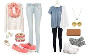 Cute Outfit Ideas For Girls Back To School