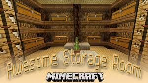 Best Living Room Designs Minecraft by Minecraft Indiana Jones Inspired Storage And Crafting Room Design