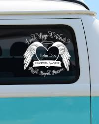 Loved Beyond Words Missed Beyond Measure Vinyl Decal | Dope Decals ... Custom Window Decal For Webpass Vehicle Wraps Decals Vinyl Glass Lettering Signs Nyc Tutorial Create Custom Window Decals Your Business Elk Shape Sticker Buildacrosscom High Quality Stickers Full Color Tpee Car Large Big Etsy Your Business Gate City Graphics How To Remove Vinyl Signs Decals Or Designs From A Car Window Back Trucks Truck New For Ideas At Home Depot Autumn To Deter