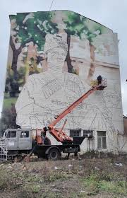Famous Spanish Mural Artists by 10 Must See Kyiv Muralseuromaidan Press