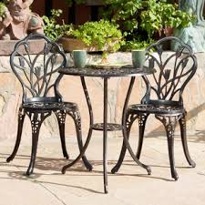 Wonderful Metal Outdoor Furniture Patio Chairs Furniture Idea