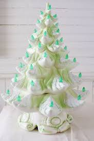 Bulbs For Ceramic Christmas Tree by 30 Most Beautiful Ceramic Christmas Trees Christmas Celebrations