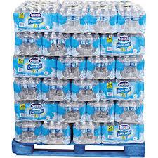 Nestle Pure Life Bottled Water Pallet 169 Fl Oz 24 Bottles Per Case 78 Cases