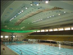 The Pool Depth Can Be Adjusted Manually Allowing It To Used For Competition Teaching Or Whatever Facility Needs Photo Courtesy Olympic