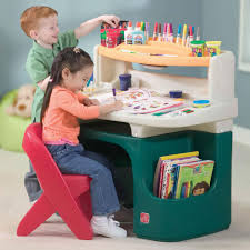deluxe art master desk kids art desk step2 inside step two desk