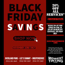 Midwest Tinting - Black Friday Savings Deals In Kansas City ... Midway Car Rental Coupon Code Circle K Promo Electronic Cigarettes Of Houston Coupon Code Sushi 101 Capital City Discount Playstation 4 Uk Codes Usa Ar15 Com Veltin Gel 3parisinfo Nike Factory Store Near Me Now Marina Bay Sands Sanebox Partners Present Productivity Gold 200 In 20 Percent Off Home Depot Chtalk Sports Off For Online Bookings Heber Hatchets Axe Throwing Movie Ticket Offers Codes Deals Discount Coupons Up Grabs Uber Driver Invite Ridester Samsung Online Promotion Travelex
