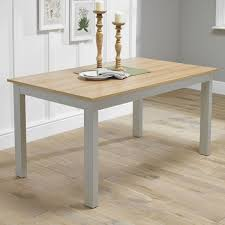 LPD Cotswold Dining Table Grey Or Cream Home Done