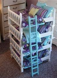 triple doll bunk bed do it yourself home projects from ana white