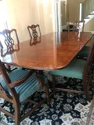Henredon Dining Table Used – Churchbuilder.co Henredon Ding Table W 2 Leaves Loveseat Vintage Mid Century Modern Tables Updated Prodigal Pieces Outstanding Room Fniture Ideas Sold Set 6 Chairs And Oval Table With Leaves Very Good Cdition From Mara Home Of Permanently Closed Mahogany Room Ideas Ralph Lauren Graham Club Armchair Navy Blue Leather And Chairs Overwhelming Campaign Best Ipirations For Decor Viyet Designer Claw Stunning Stamped 8 Walnut