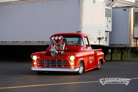 100 Chevy Truck Pictures PPG Dream Car 1956 Pickup One Persons Definition Of A Hot
