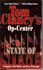the state of siege op center state of siege clancy tom