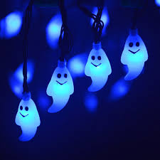 Motion Activated Outdoor Halloween Decorations by Aliexpress Com Buy Lumiparty Halloween Light Outdoor Solar