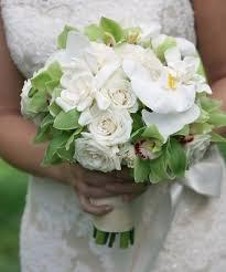 Bridal Bouquet White BouquetsTropical