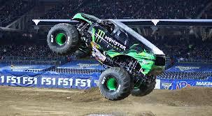 100 Monster Truck San Diego California January 21 2017 Petco Park Jam