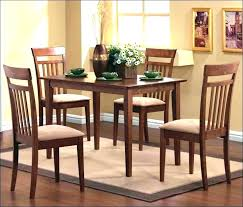 Walmart Dinner Table Set Dining Round Chairs Full