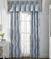Nicole Miller Home Two Curtain Panels by Gold Window Treatments Curtains U0026 Valances Dillards