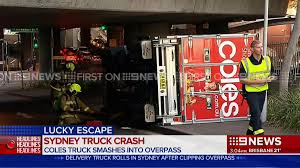 Coles Truck Driver Walks Away From A Crash In Ultimo After His Gps ... Gps Navigation For Professional Truck Drivers Garmin Dezl 570lmt 5 Dont Just Take Our Word For It What Real Truck Drivers Think Driver Gps Android App Best Resource Volvo Trucks Launch Site On Ebay The Inspiration Room Best For Semi Truck Drivers Youtube Selecting The Right Screen Size Sat Nav Hgv And Campervans In 2018 Truckers Buyer Guide Theres A New Tablet App Big Rig Verge New 00185813 Tft Display 580 Lmtd