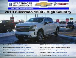 100 Select Truck New 2019 Chevrolet Silverado 1500 From Your Strathmore AB Dealership