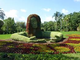 Food & Wine Festival and Beautiful Topiaries at Busch Gardens