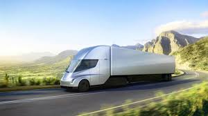 100 How Wide Is A Semi Truck Fully Electric Tesla Goes Official 0 To 100 Kmh In 5 Seconds