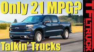 2019 Chevy Silverado 2.7T Fuel Economy And Top 10 Trucks You Forgot ...