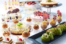 100 Alice In Wonderland Restaurant Tokyo Keio Plaza Hotel Offers Special Sweets Menus Of S Adventures