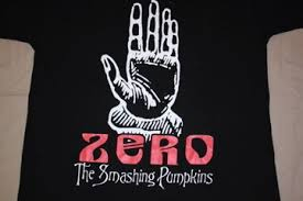 Smashing Pumpkins Zero by Vintage Noize Smashing Pumpkins