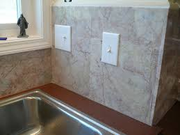 kitchen backsplashes peel and stick backsplash how to install