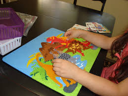 Melissa And Doug Dinosaur Floor Puzzles by Mudpies And Make Up Posh Princess Preschool Letter D