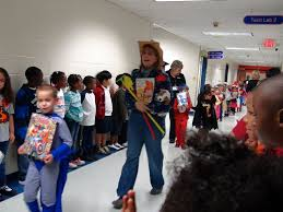 Pre K Halloween Books by Book Character Parade Not A Halloween Parade Promoting Literacy