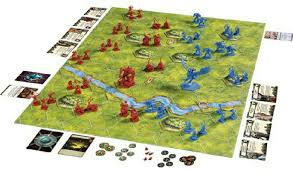 BattleLore 2nd Edition Fantasy Strategy Board Game By Flight Games BT01