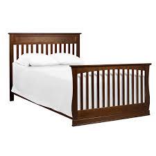 Crib To Toddler Bed Conversion Kit by Davinci Glenn 4 In 1 Convertible Crib With Toddler Bed Conversion